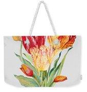 Floral Botanicals-jp3789 Weekender Tote Bag