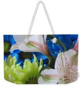 Floral Bouquet 1 Weekender Tote Bag