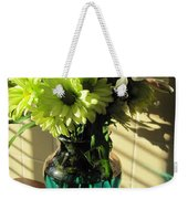 Floral Bouquet 3 Weekender Tote Bag