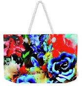 Floral Celebration Weekender Tote Bag