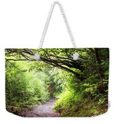 Floral Confetti On The Trail Weekender Tote Bag