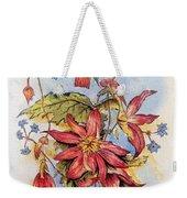Floral Display 1 Weekender Tote Bag