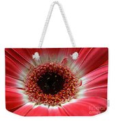 Floral Eye Weekender Tote Bag