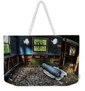 Floral Floor, Real Estate Series Weekender Tote Bag