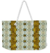 Floral Forest Of Magic And Gold Weekender Tote Bag