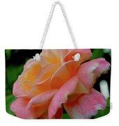 Floral Glow Weekender Tote Bag
