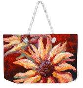 Floral Mini Weekender Tote Bag