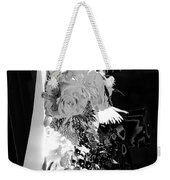 Floral No1 Weekender Tote Bag