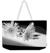 Floral No3 Weekender Tote Bag