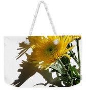 Floral No4 Weekender Tote Bag