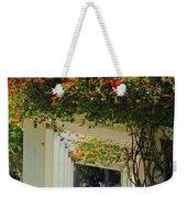 Floral Or Art Weekender Tote Bag