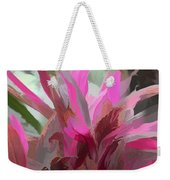 Floral Pastel Weekender Tote Bag by Tom Prendergast
