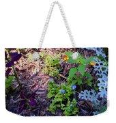 Floral Print 003 Weekender Tote Bag