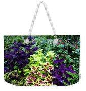 Floral Print 005 Weekender Tote Bag