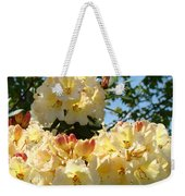 Floral Rhododendrons Fine Art Photography Art Prints Baslee Troutman Weekender Tote Bag