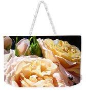 Floral Roses Garden Art Prints Baslee Troutman Weekender Tote Bag
