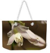Floral Sideview Weekender Tote Bag