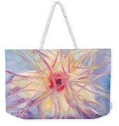 Floral Spirit Of Growth Weekender Tote Bag