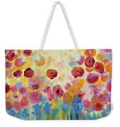 Floral Splendor II Weekender Tote Bag