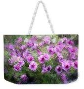 Floral Study 053010 Weekender Tote Bag