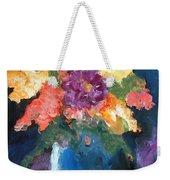 Floral Study 1 Weekender Tote Bag