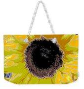 Floral Sunbeam Weekender Tote Bag