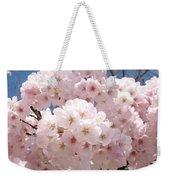 Floral Tree Blossoms Flowers Pink Art Baslee Troutman Weekender Tote Bag