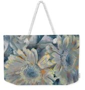 Floral Vegged Out Wow Weekender Tote Bag