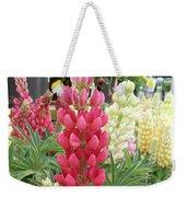 Floral2 Weekender Tote Bag