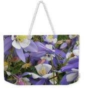 Floral3 Weekender Tote Bag