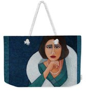 Florbela Espanca - There Is A Spring In Every Life  Weekender Tote Bag