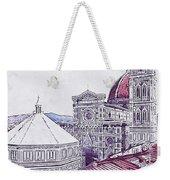 Florence - 19 Weekender Tote Bag