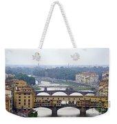 Florence 3 Weekender Tote Bag