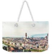 Florence Italy Weekender Tote Bag