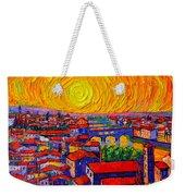 Florence Sunset 12 Weekender Tote Bag