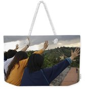 Florence, Tuscany, Italy, Small Group Weekender Tote Bag