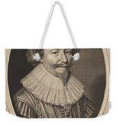 Florent II, Count Of Pallandt Weekender Tote Bag