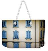 Florentine Shutters Weekender Tote Bag