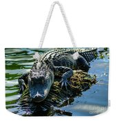 Florida Alligator Weekender Tote Bag