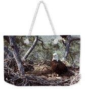 Florida: Bald Eagles, 1983 Weekender Tote Bag