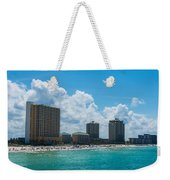 Florida Beach Panama City Weekender Tote Bag