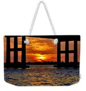 Florida Before Sunset  Weekender Tote Bag