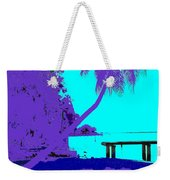 Florida Blues Weekender Tote Bag