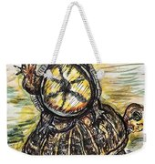 Florida Box Turtle Weekender Tote Bag