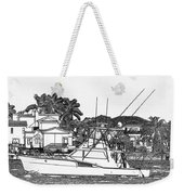 Florida Coastal Living Work D Weekender Tote Bag