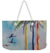 Florida Color Weekender Tote Bag
