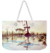 Florida Everglades Study # 1 Weekender Tote Bag