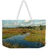 Florida Fall Weekender Tote Bag