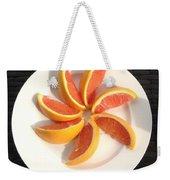 Florida Fruit Weekender Tote Bag