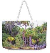 Florida Greens Weekender Tote Bag